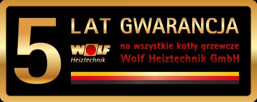 Obrazek - WOLF, gwarancja 5 lat